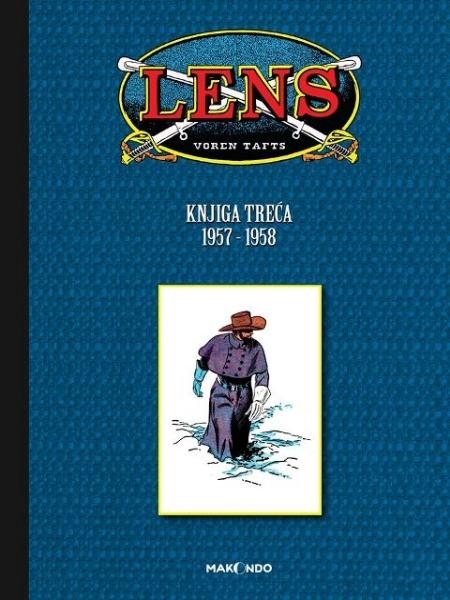 Makondo Lens – knjiga treca 1957 – 1958.