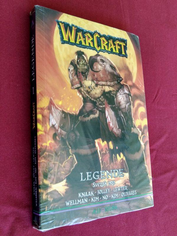 WARCRAFT  br 1  (algoritam)   Legende    (-5)