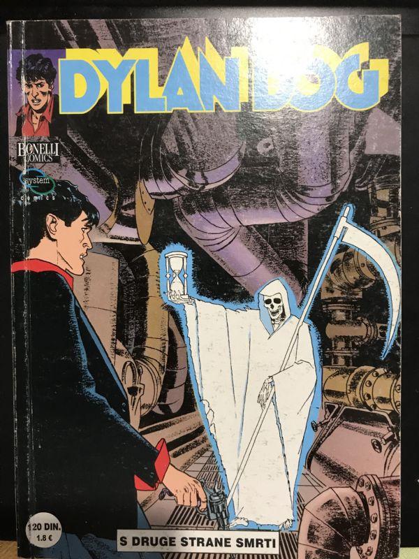 Dylan Dog SC br 12 - S druge strane smrti