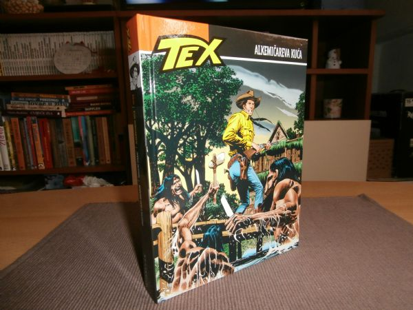 Libellus - Tex Willer 50 - Alkemičareva kuća (rasprodano)