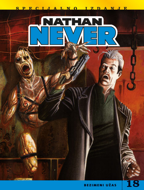 NATHAN NEVER Special br. 18 - Libellus