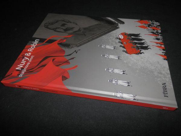 STALJINOVA SMRT KOLORKA 55 FIBRA (5) OD 1 KN!!!