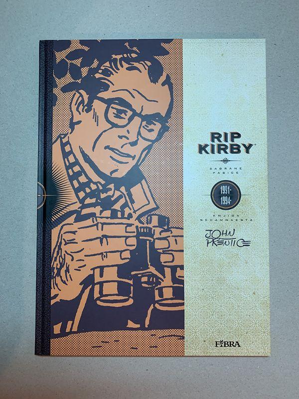 Rip Kirby 17 (Fibra)