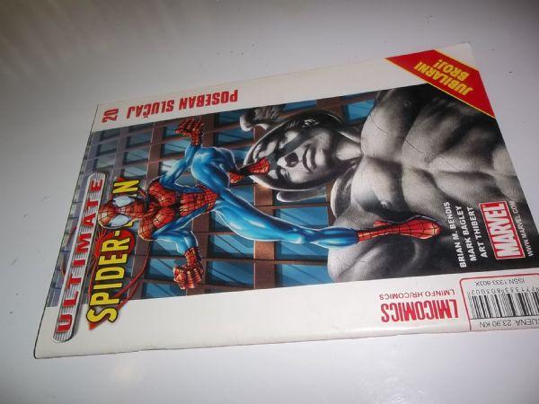 MARVEL X MEN  I SPIDER-MAN BROJ 20 u boji