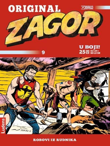 ZAGOR ORGINAL br. 9