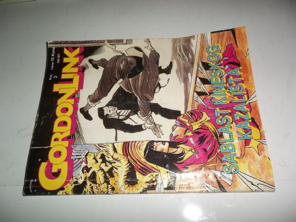 GORDON LINK BROJ 3
