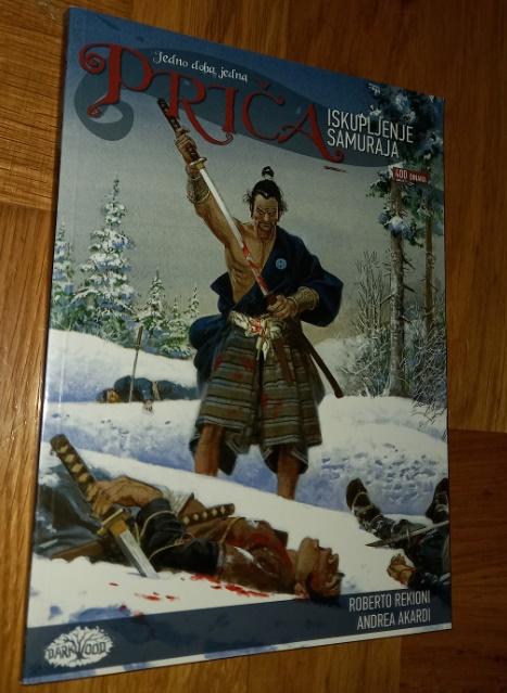 Jedno doba jedna priča Darkwood br.2 Iskupljenje samuraja