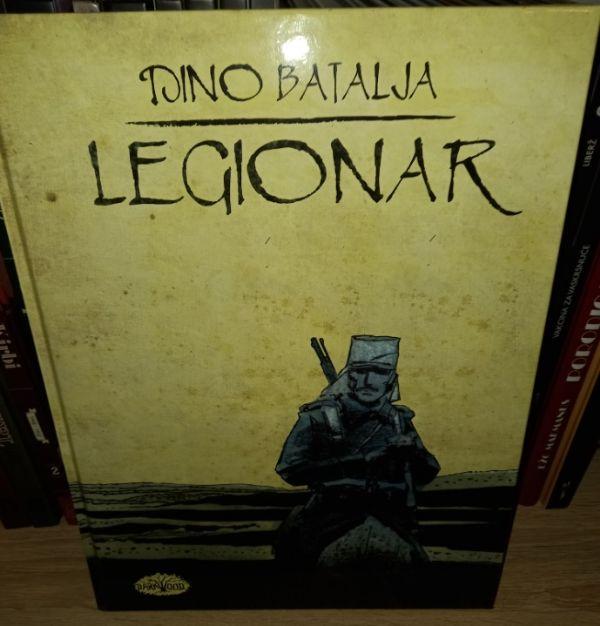 Legionar Darkwood HC