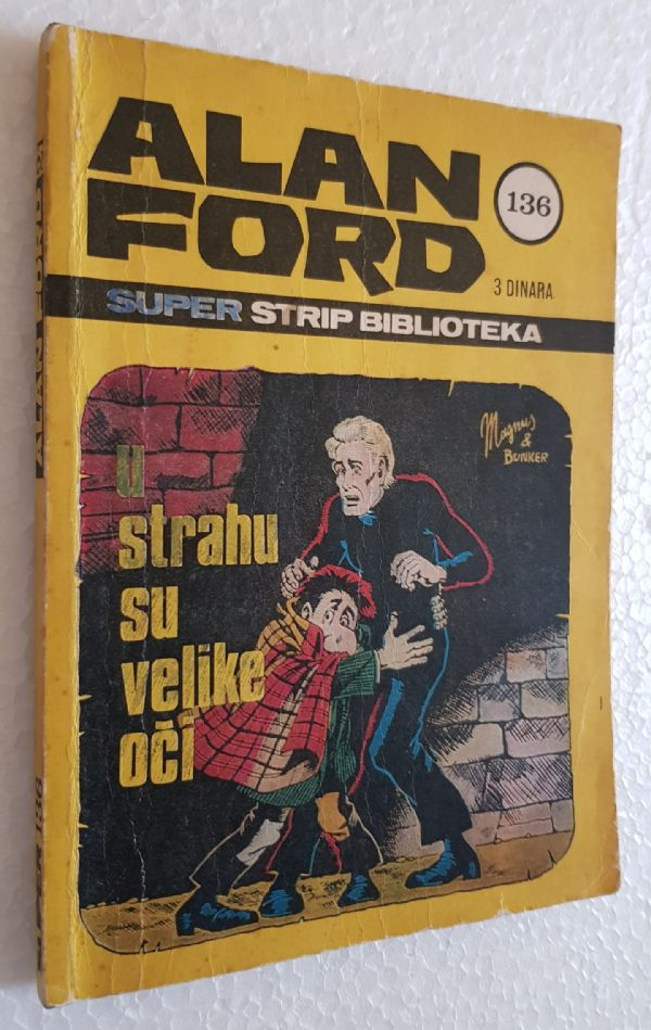 ALAN FORD br. 21