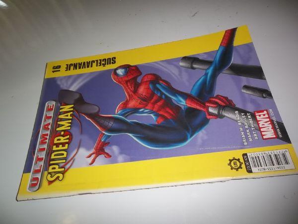 MARVEL X MEN  I SPIDER-MAN BROJ 16 u boji