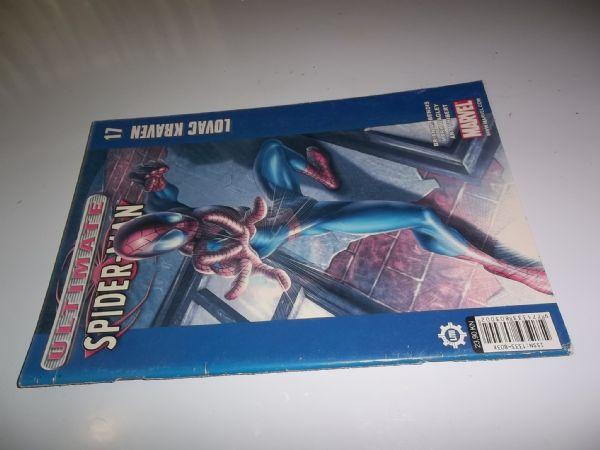 MARVEL X MEN  I SPIDER-MAN BROJ 17 u boji