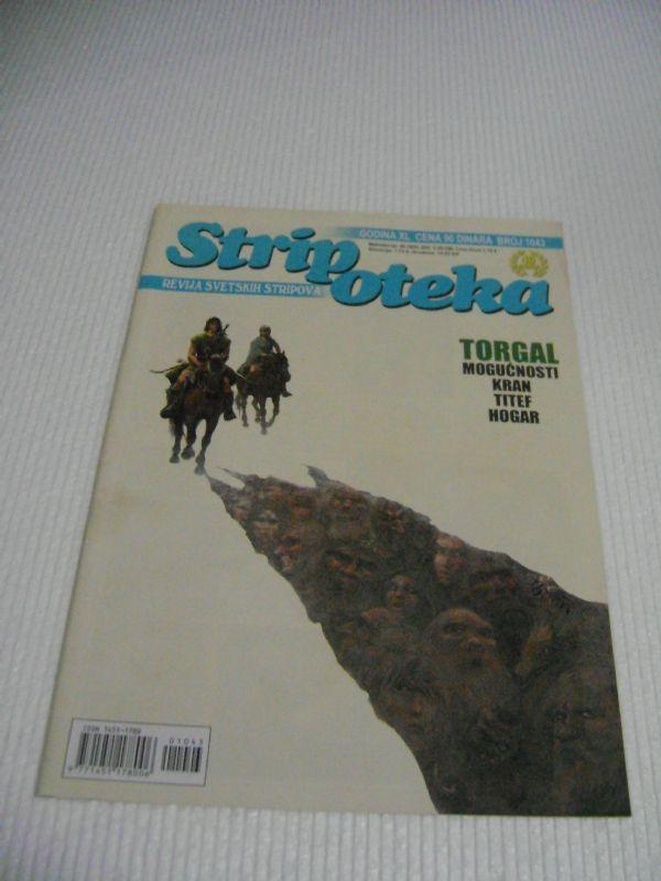 STRIPOTEKA 1043