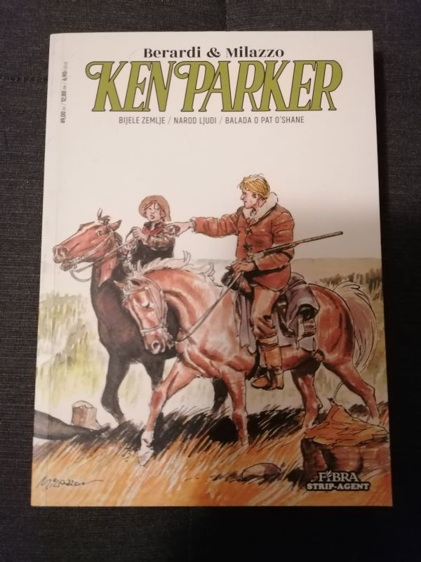 Ken Parker (kiosk) broj 4