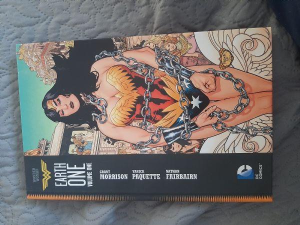 Wonder woman Hc vol 1 by Morrison