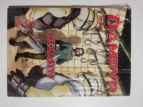 Dampyr 32 - Nezasiti (Veseli Četvrtak)