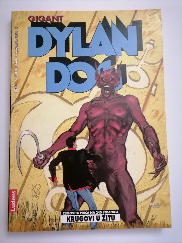 DYLAN DOG GIGANT 3 OD 1 KN!!!