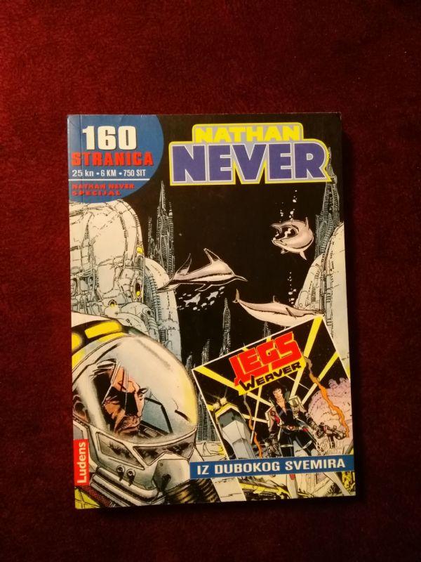 Nathan Never Ludens Specijal - br. 2 - Iz dubokog svemira