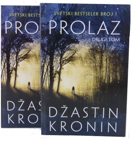 J.Cronin _ Prolaz