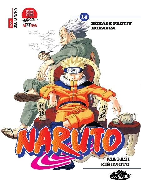 NARUTO  (Manga) br. 14