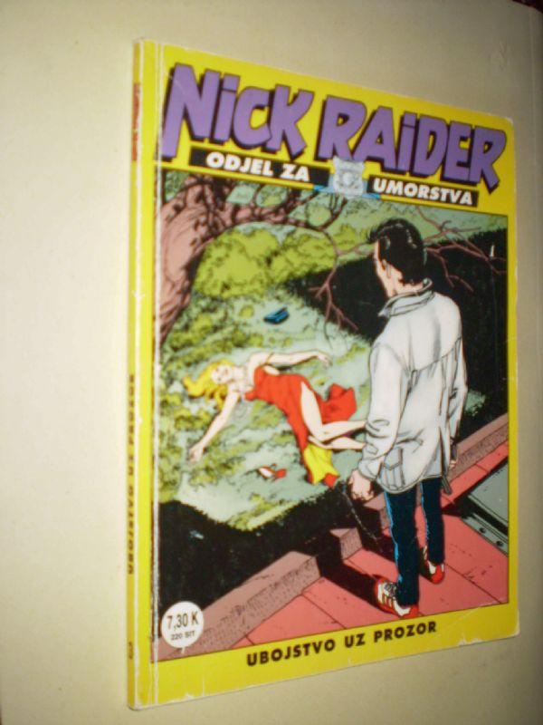 Nick Raider SD03 - Ubojstvo uz prozor