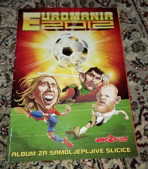 Euromania 2012 one2play album