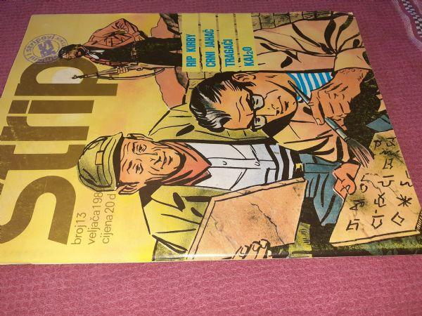 Strip magazin 13