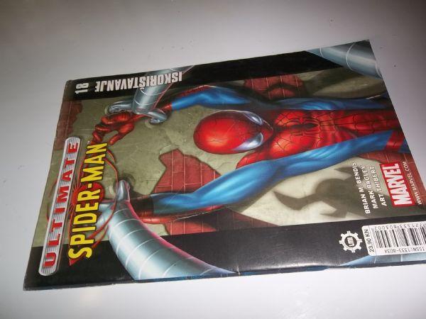 MARVEL X MEN  I SPIDER-MAN BROJ 18 u boji
