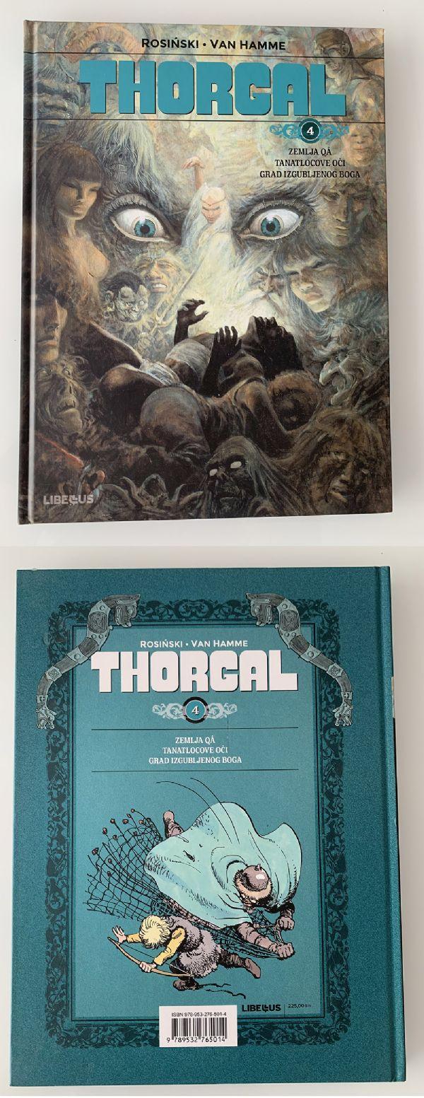 ***THORGAL 04 (LIBELLUS)***