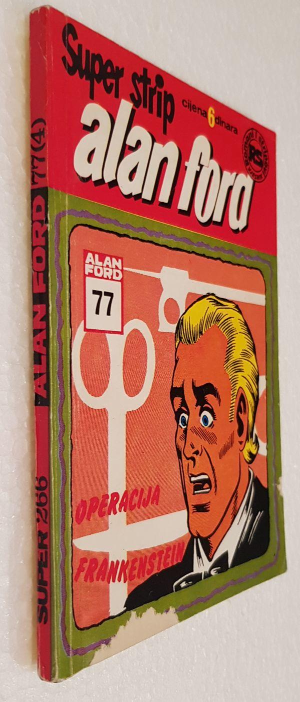 ALAN FORD br. 77