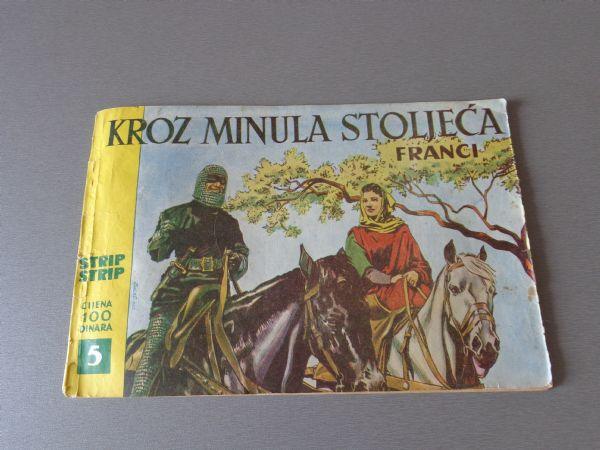 KROZ MINULA STOLJEĆA Br 5  FRANCI J.RADILOVIĆ  1963 GOD.  ( 4 )