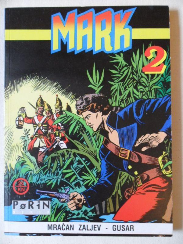 Mark Porin br.2: Mračan zaljev - Gusar (-5)