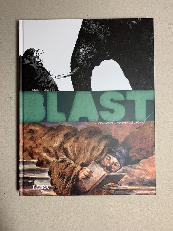 Blast 2: Apokalipsa po Svetom Jackyju (Fibra)