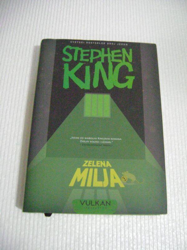 ZELENA MILJA - STEPHEN KING - VULKAN