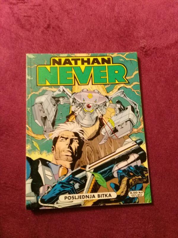 Nathan Never SD - br.10 - Poslednja bitka