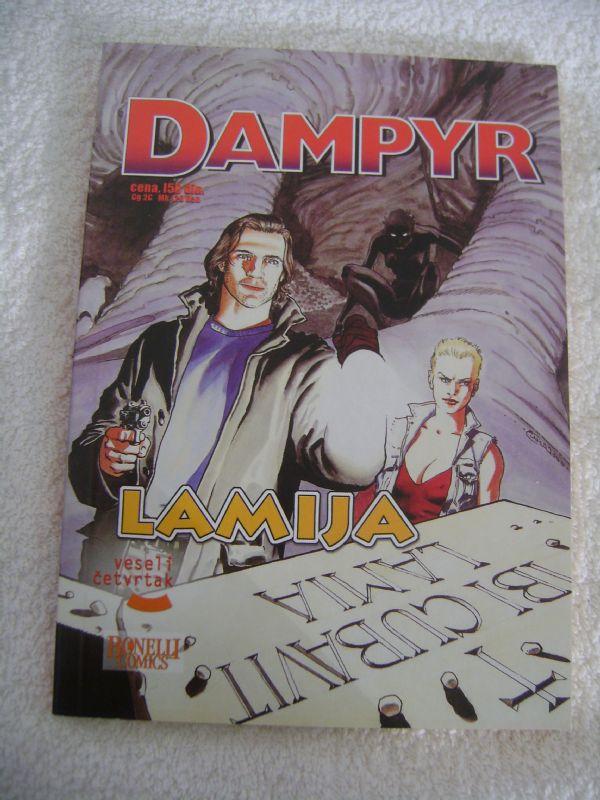 DAMPYR 9 - LAMIJA - VESELI ČETVRTAK