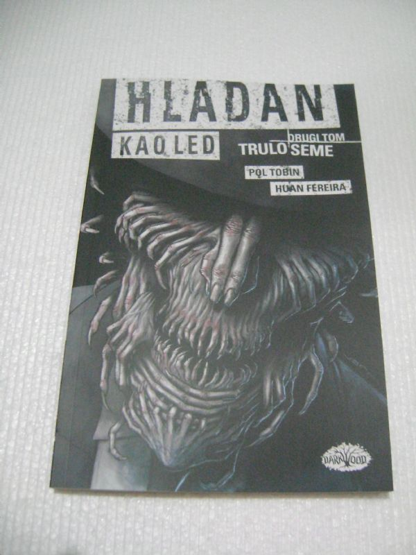 HLADAN KAO LED 2 - DARKWOOD