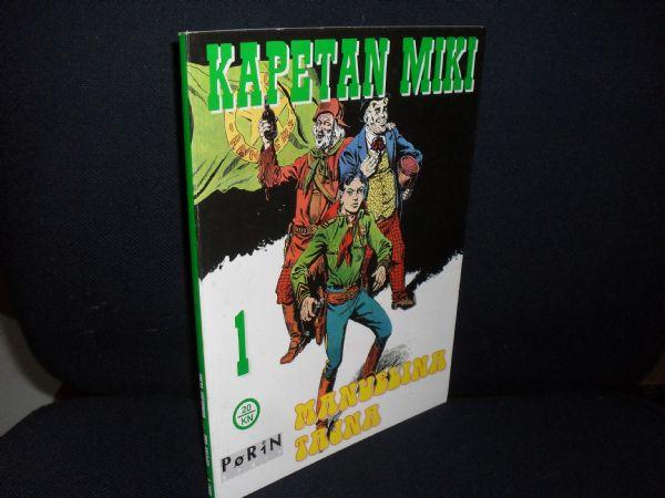 KAPETAN MIKI - PORIN br. 1 (+5)