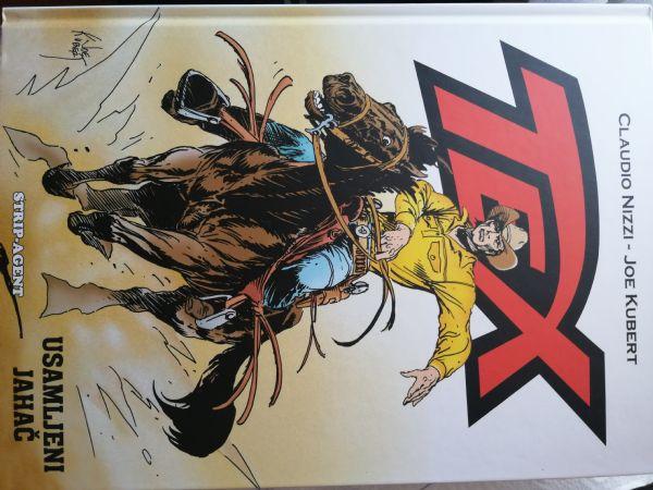 Tex Strip agent Usamljeni jahač