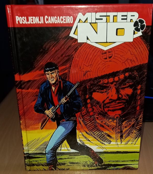Mister No Libellus br.3 Posljednji Cangaceiro