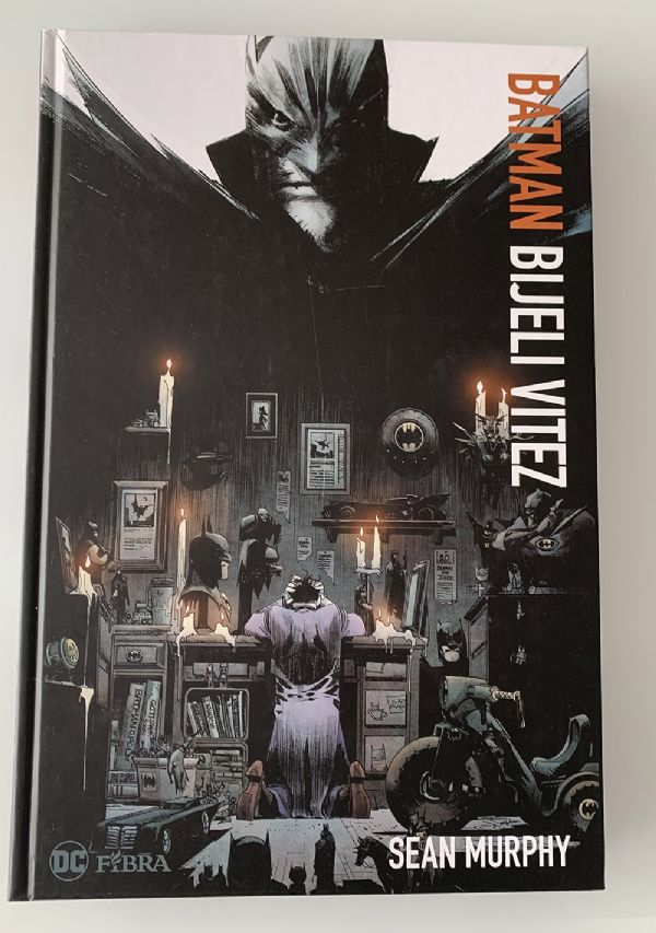 ***BATMAN - BIJELI VITEZ (FIBRA)***