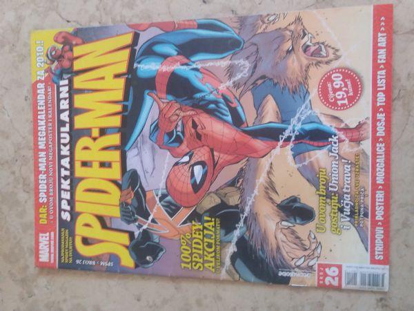 SPEKTAKULARNI SPIDER - MAN BR. 26