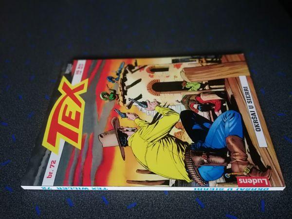 Tex 72 - Okršaj u sierri (Ludens)