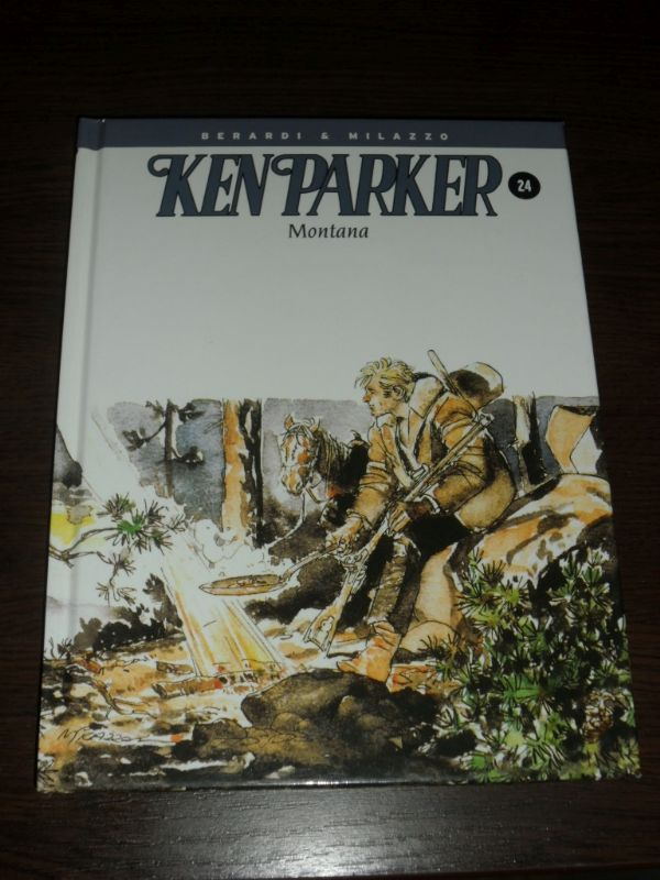 Ken Parker Libellus br. 24 Montana (5)