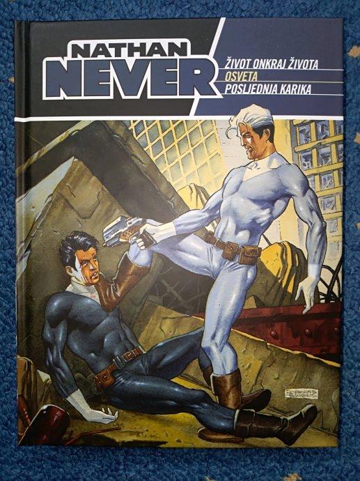 Nathan Never, 67 knjiga
