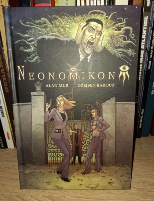 Neonomikon Čarobna knjiga
