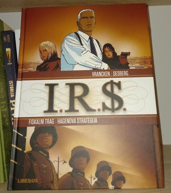IR$ Libellus knjiga 1 Fiskalni trag/Hagenova strategija