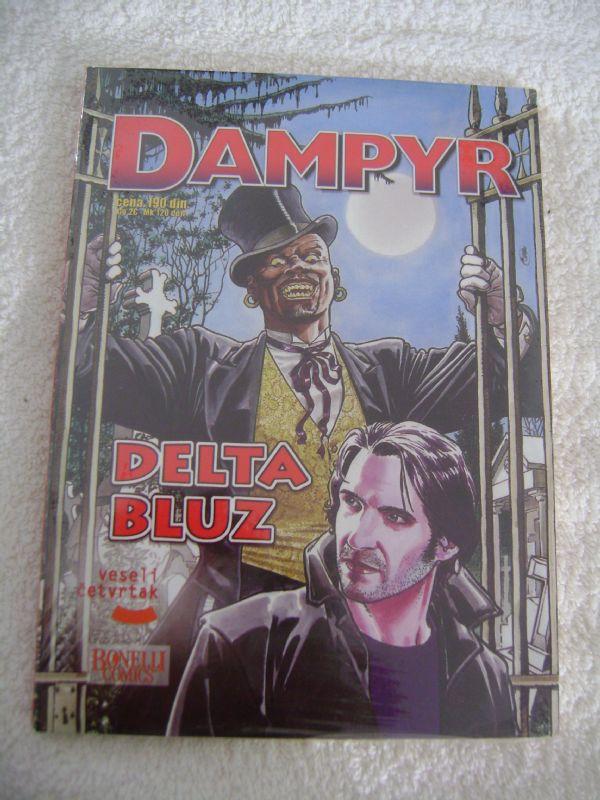 DAMPYR 16 - DELTA BLUZ - VESELI ČETVRTAK