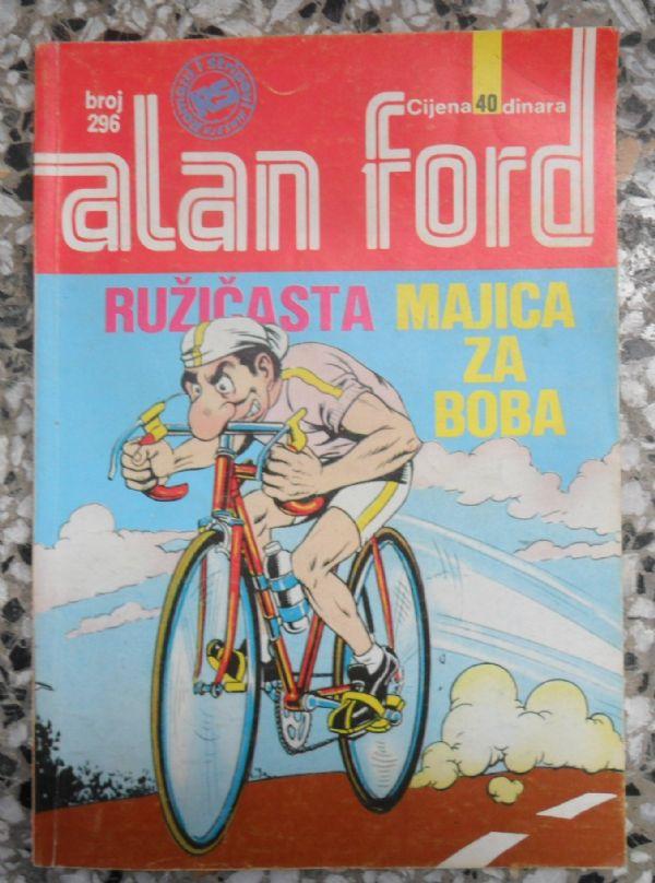 Alan Ford SS 296 - Ružičasta majica za Boba
