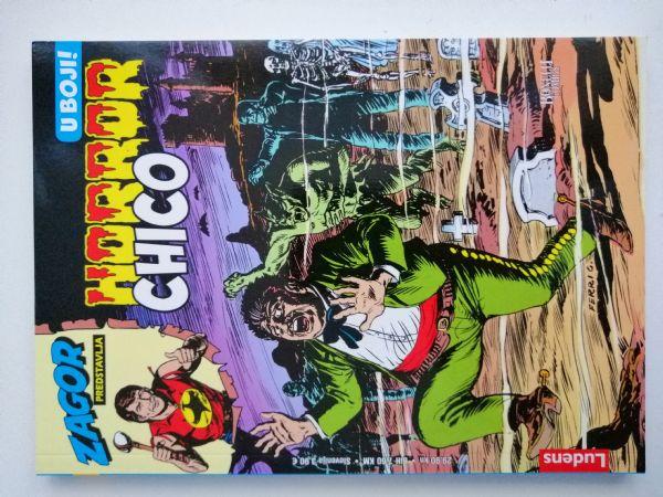 Chico kolor 6 - Horror Chico (Ludens)