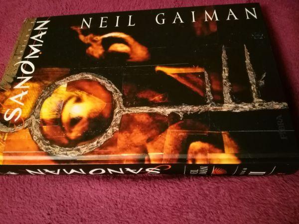 Sandman II - Neil Gaiman- Fibra